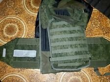 6B45 army bulletproof vest russian origin! russia! LEVEL 5 GOST