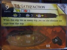 Wizkids Pirates of the Caribbean #036 Satisfaction Pocketmodel CSG