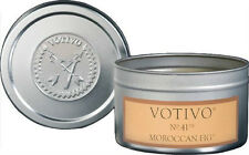 Votivo Moroccan Fig #41 Candle Travel Tin With Free Shipping