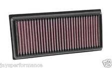 KN AIR FILTER (33-2881) per SMART FORFOUR (454) 1.3 2004 - 2006