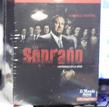 NEW SOPRANOS COMPLETE SERIES BLU-RAY BOX SET! FRENCH VERSION REGION FREE! SEALED
