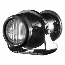 Fog Light Set: Micro DE(FOG) with Black Ring Halogen H3 | HELLA 1NL 008 090-821