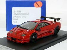 Looksmart LS163B 1/43 1998 Lamborghini Diablo GT2 Handmade Resin Model Car
