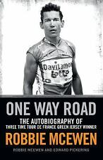 One Way Road: The Autobiography of Three Time Tour de France Green Jersey Winne