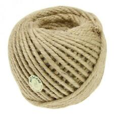 Extra Thick 5 Ply Natural Sisal Wedding Burlap Twine String Rustic Jute