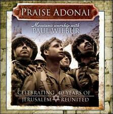 Praise Adonai by Paul Wilbur (CD)