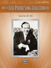 The Cole Porter Song Collection Volume 2 1937-1958 Sheet Music P V G C 000322237