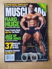 MUSCLEMAG bodybuilding magazine/MARK DUGDALE/Sexy Christie Cavalli photos11-08