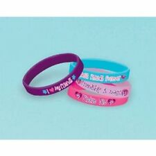 My Little Pony- Birthday Party  Wristbands 4ct