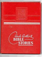 UNCLE ARTHUR'S BIBLE STORIES by Arthur S. Maxwell - Illustrated clildrens book