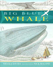 Big Blue Whale by Nicola Davies (Paperback, 1998)