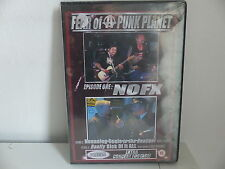 DVD Fear of a punk planet Episode one NOFX BOUNCING SOULS SICK OF IT ALL 78789 9