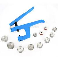Watch Back Case Cover Crystal Presser Press Closer Glass Fitting Plier Kit Tool