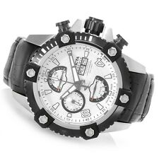 Invicta Mens Reserve Arsenal Swiss Made ETA Valjoux 7750 Auto 25 Jewels Watch