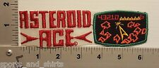 ASTEROID ACE VINTAGE PATCH VIDEO GAME