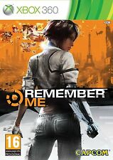Xbox 360 Game Remember Me New