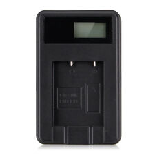 USB Charger ONLY for Nikon EN-EL19 Battery Coolpix S33 S7000 S6900 S3700 S3500