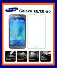 Vetro temprato pellicola protettiva display per samsung Galaxy s5