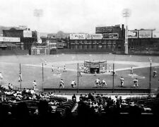 Cincinnati Reds CROSLEY FIELD w/ lights Glossy 8x10 Photo Redland Field Print
