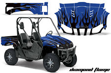 Yamaha Rhino 700/660/450 Graphic Kit Wrap AMR Racing Decal UTV Parts 04-12 Flm B