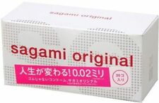 New Sagami Original 20pcs Ultra Thin Condom 0.02mm 002 Japan Condoms f/s