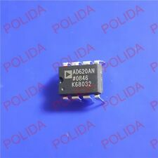 1PCS Instrumentation Amplifier IC ANALOG DEVICES DIP-8 AD620AN AD620ANZ