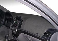 Toyota Tercel 1995-1998 No Clock Carpet Dash Cover Mat Grey