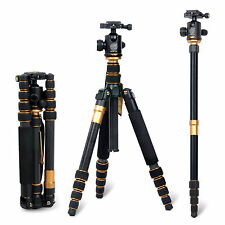 New Professional Carbon Fiber Tripod Ball Head for Canon Nikon Sony DSLR Camera