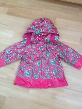 Baby Girl Marese Raincoat, size 12 months - VGC