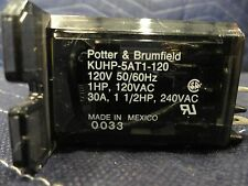 Petter & Brumfield KUHP-5AT1-120 Power Relay Spdt 120Vac 30A Flange