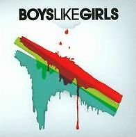 BOYS LIKE GIRLS : BOYS LIKE GIRLS (CD) sealed