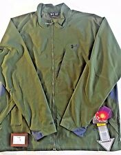 UNDER ARMOUR MENS SIZE 3XL COLDGEAR INFRARED STORM 2 WINDSTOPPER SHADOW JACKET