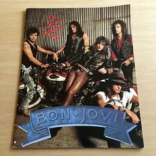 Bon Jovi - The Jersey Syndicate Tour Programme