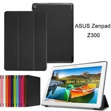 """New Ultra Slim Smart PU Leather Case Cover For 10.1"""" ASUS ZenPad 10 Z300C Z300CL"""
