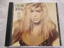 Taylor Dayne - Can't Fight Fate - CD no ifpi made in Germany by PMDC