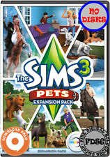 The Sims 3 Pets (PC&Mac, 2011) Origin Download Region Free