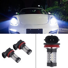 1920LM LED H11 DRL Fog Light LED High Power 80W Super White Projection DRL JL