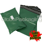 """50 x Strong OLIVE GREEN 12x16"""" Mailing Postal Postage Bags 12""""x16"""" (305x406mm)"""