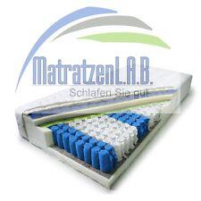 7 ZONEN Taschenfederkern Matratze COMFORT 90 x 200 H2,5