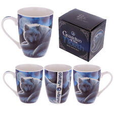 Lisa parker loup le gardien du nord new bone china tea mug MULP 34