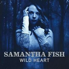 Wild Heart - Samantha Fish (2015, CD NEUF)