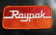 RAYPAK EMBROIDERED SEW ON PATCH SWIMMING POOL SPA HEATER RHEEM COMPANY