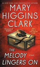 The Melody Lingers On by Mary Higgins Clark (2016, Paperback)