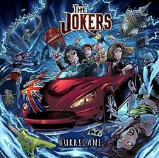 THE JOKERS - HURRICANE  CD NEU