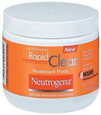 Neutrogena Rapid Clear Pad Max Str 60ct