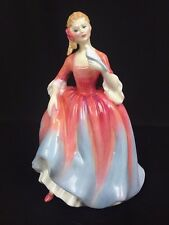 Royal Doulton Figurine Nicola Signed Michael Doulton HN 2804 Peggy Davies 7""