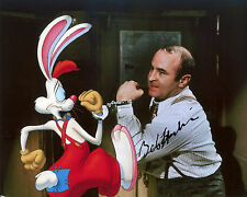 Bob Hoskins - Eddie Valiant - Who Framed Roger Rabbit - Signed Autograph REPRINT