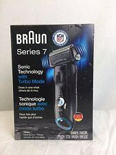 Braun 740S-7 Series 7 Wet amp Dry Shaver NFL *Read Description*