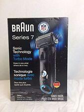 Braun 740S-7 Series 7 Wet amp Dry Shaver NFL *Read Description*