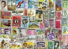 300 All Different  FRENCH COLONIES STAMPS (lot p)